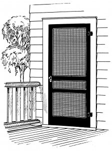 what are the benefits of an aluminium door