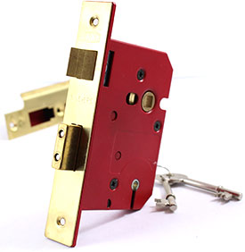 assistance with your required five lever motise lock